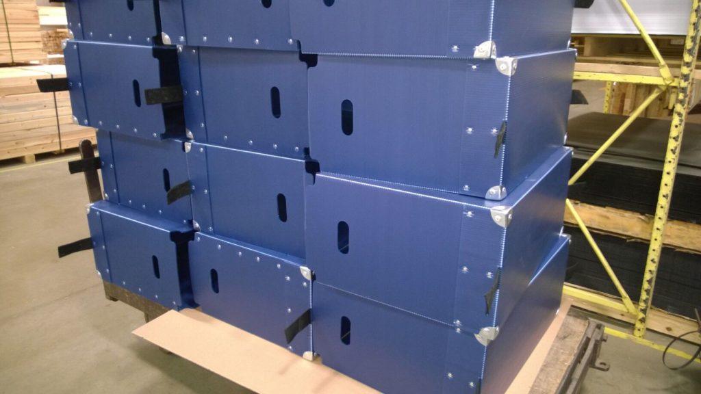 Corrugated Plastic for Custom Packaging - Packnet Ltd
