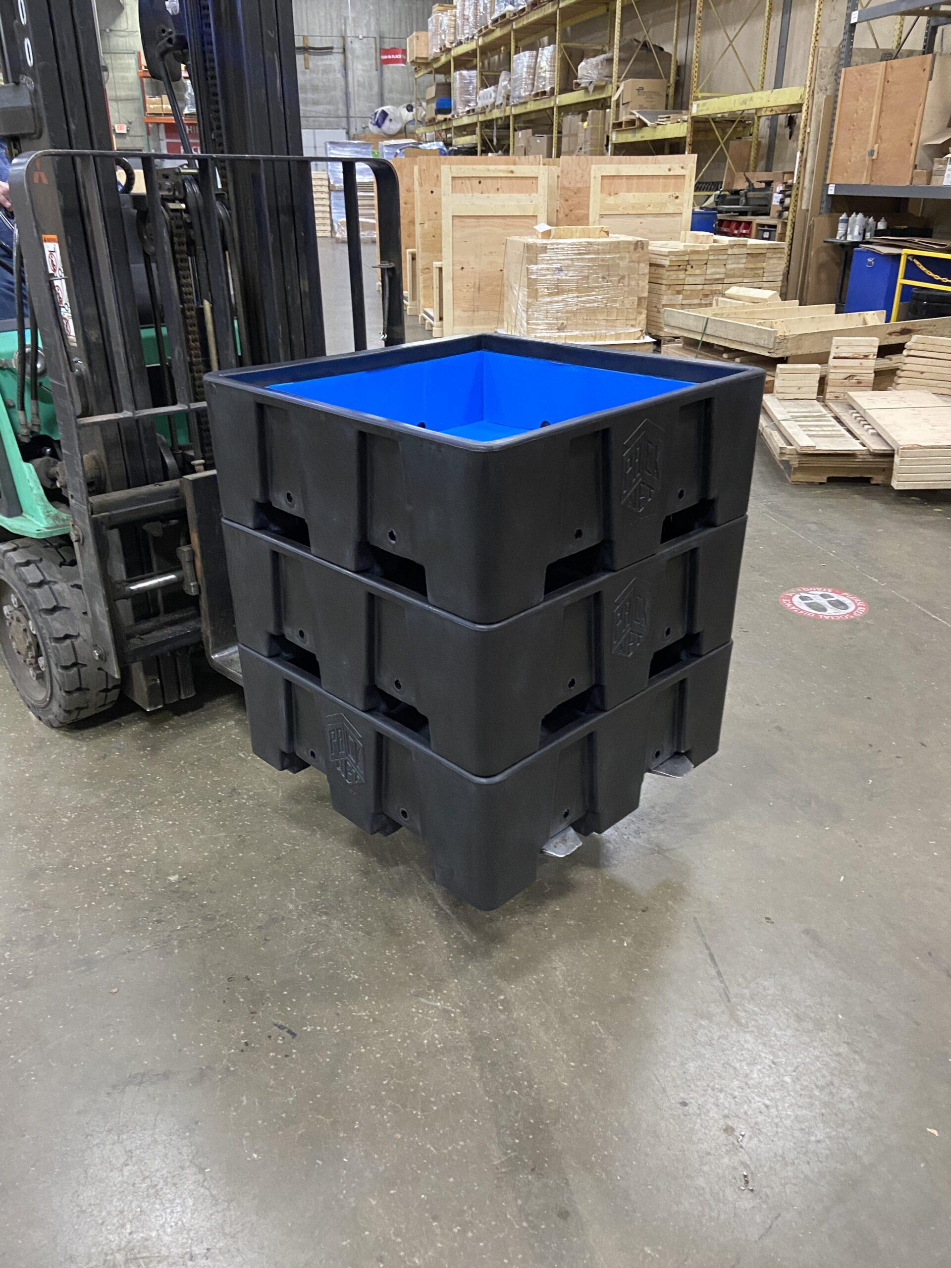 Industrial Storage Bins